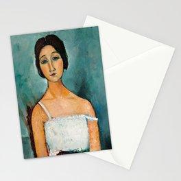 "Amedeo Modigliani ""Christina"" Stationery Cards"