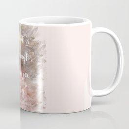 Dark Enough Coffee Mug