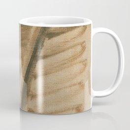Edouard Manet - Knife Grinder, Rue Mosnier Coffee Mug