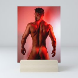 Seeing Red Mini Art Print