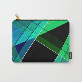 Abstract pattern 8 Carry-All Pouch