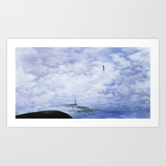 Always and Forever Art Print