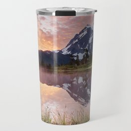 Mt Shuksan Travel Mug