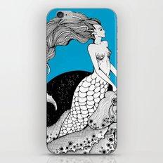 Her pet iPhone & iPod Skin