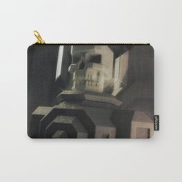 Necronaut low-polygon 3D artwork Carry-All Pouch