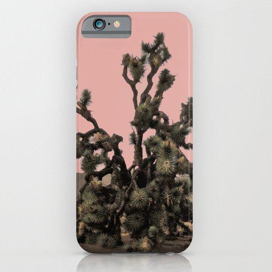 pink joshua tree iPhone & iPod Case