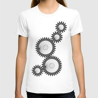 gears of war T-shirts featuring gears by Great Siberia Studio