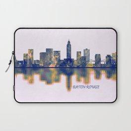 Baton Rouge Skyline Laptop Sleeve
