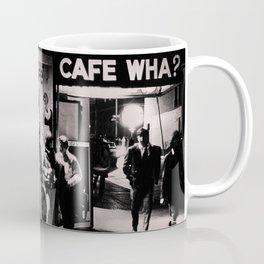 Greenwich Village Vintage Photography Coffee Mug