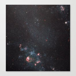 Dwarf Galaxy IC 2574 Canvas Print