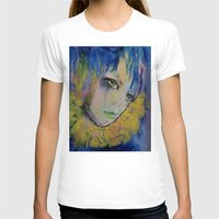 indigo T-shirts featuring Indigo by Michael Creese