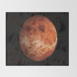 Venus Throw Blanket