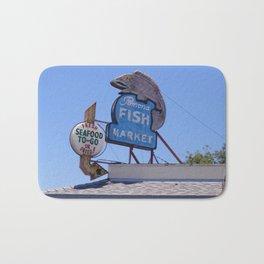 Pomona Fish Market Bath Mat