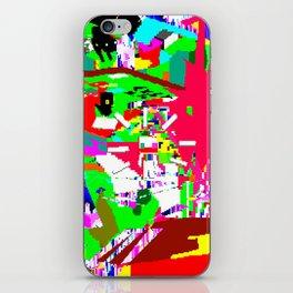 RGB XYZ iPhone Skin