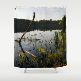 Majestic Waters Shower Curtain