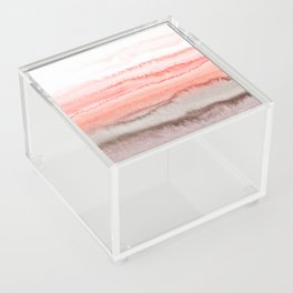 WITHIN THE TIDES CORAL DAWN Acrylic Box
