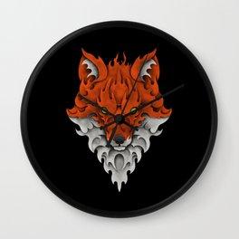 Firefox Wall Clock