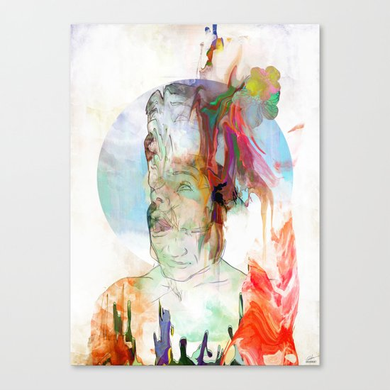 Lost Memories Canvas Print