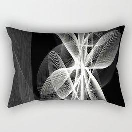 Tadasana Rectangular Pillow