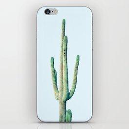 Loner Cactus #society6 #decor #buyart iPhone Skin