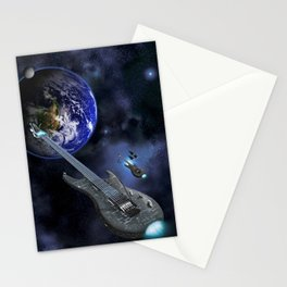 First Contact Stationery Cards