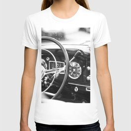 Classic Car Interior T-shirt