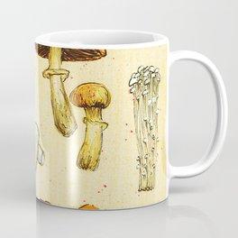 The Mushroom Maniac Coffee Mug