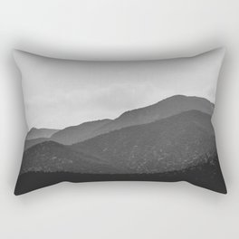 The Atlas Mountains (Morocco) Rectangular Pillow