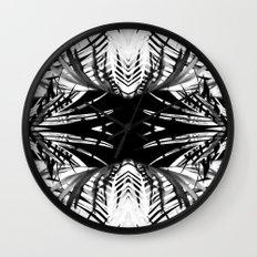 Troptonal dark Wall Clock