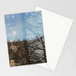 Double Exposures, January Series 3 Stationery Cards