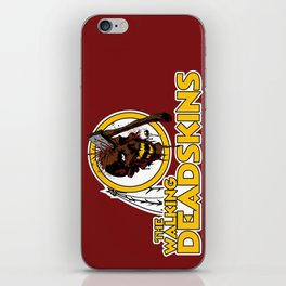 The Walking Deadskins iPhone Skin