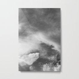Brewing Storm II Metal Print