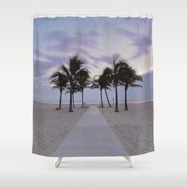 Lago Mar Shower Curtain