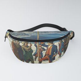 Pittsburgh Placard Fanny Pack