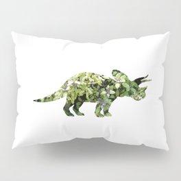 Triceratops Salvia Pillow Sham