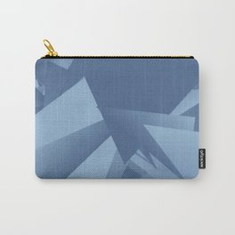Airy Blue Riverside 1 Carry-All Pouch