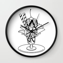 Parfait Wall Clock