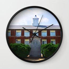 Gideon High School Building Wall Clock