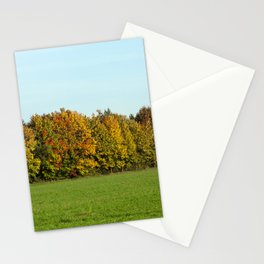 forest maples Stationery Cards