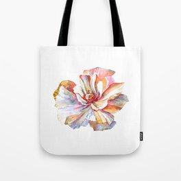 The Vintage Flower of Serenity - Light Version Tote Bag