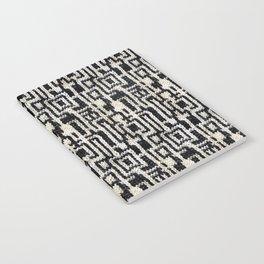 Maze Knit Notebook
