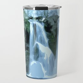 Valley of Desolation Waterfall - Yorkshire Travel Mug