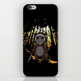 Honey On The 13th iPhone Skin