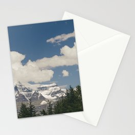 Mount Robson Stationery Cards