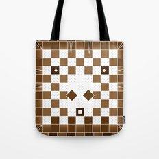 Pixel Donkey Tote Bag