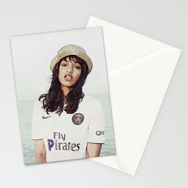 Fly Pirates Stationery Cards