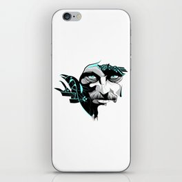 King Ragnar iPhone Skin