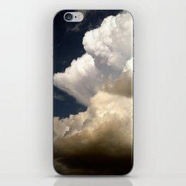 thunderstorm iPhone Skin