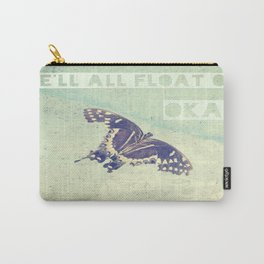 Butterfly Inspiration Carry-All Pouch