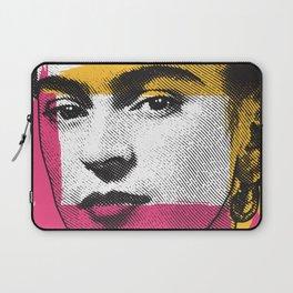 """Frida Kahlo - """"Vissi d'Arte"""" Collection - Art Print Laptop Sleeve"""